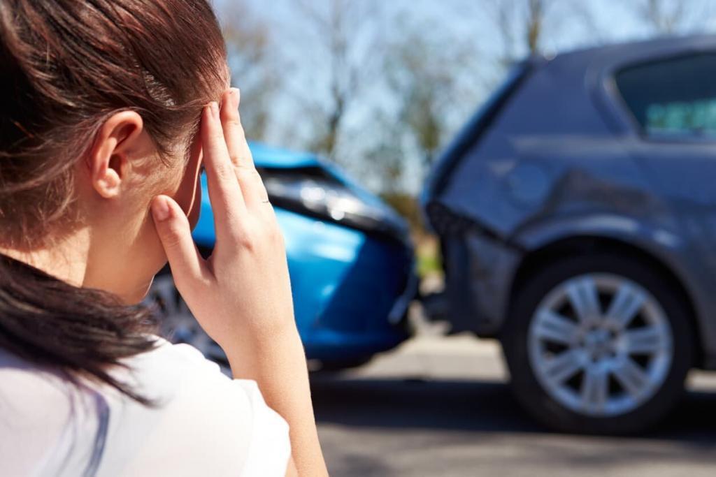 injured passenger in car accident